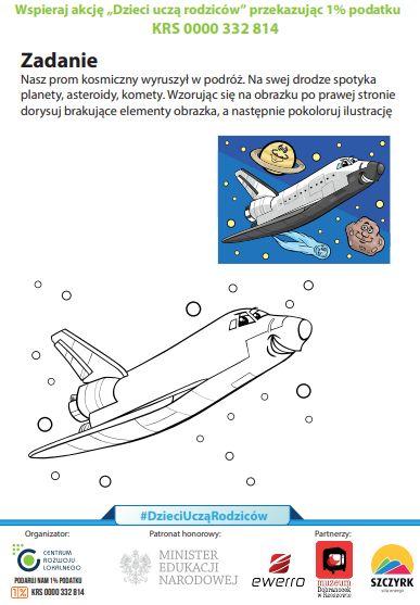 kosmos - zadanie 2